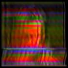 Degraded video